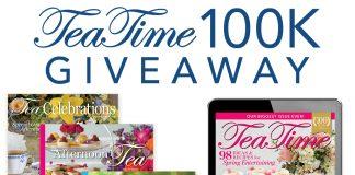 TeaTime 100K Instagram Giveaway