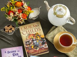 Enter to Win Our Tearoom Mystery Book Bundle Giveaway