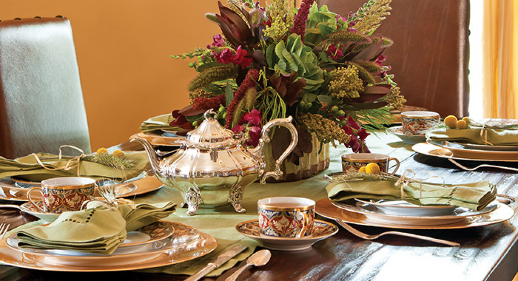 Thanksgiving Prelude
