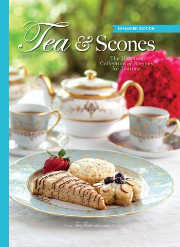 Tea and Scones Book
