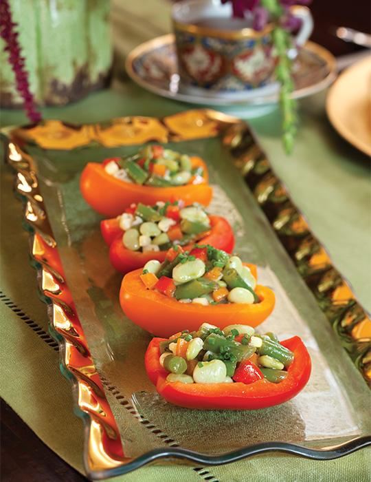 Marinated Green Bean Salad