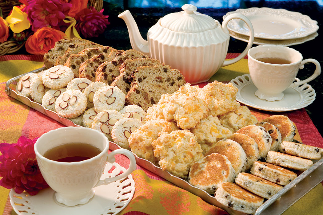 Traditional Fall Quick Breads