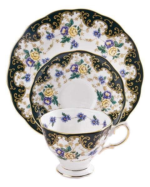 1910Duchess  sc 1 st  TeaTime Magazine & Royal Doulton Companyu0027s Royal Albert Collection