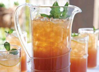 Iced-Green-And-Black-Tea