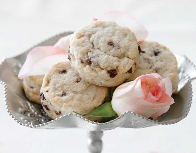 Cherry-Rose-Scones