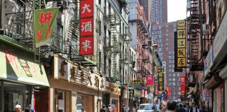 New York's Chinatown
