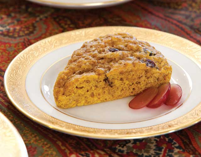 Pumpkin-Cranberry-Scones