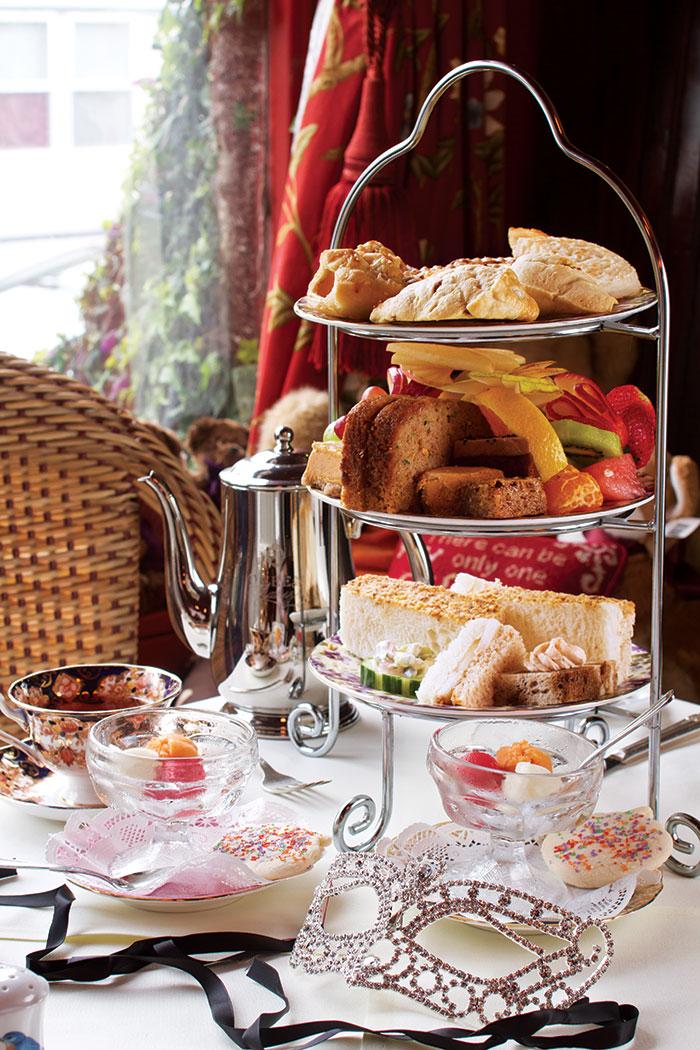 Queen Mary Tea Room - TeaTime Magazine