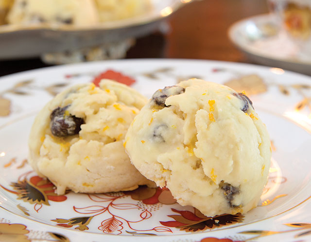 Raisin-Orange Scones
