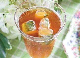 Summertime-Peach-Iced-Tea