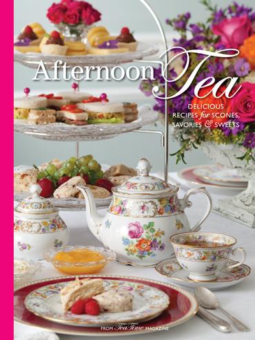 Afternoon Tea Teatime Magazine