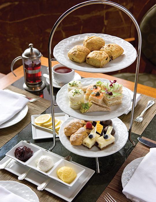 Tea Trays: Servers for TeaTime Treats