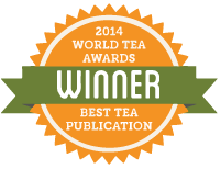 2014 World Tea Awards Winner! Best Tea Publication