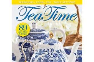 TeaTime July/August 14 Cover