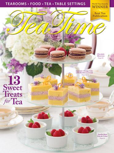TeaTime Mag Jan/Feb 14