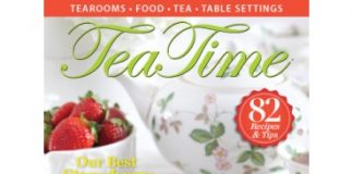 TeaTime May/April 14 Cover