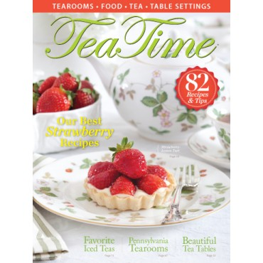 TeaTime May/April 14 Cover