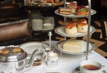 Balanced Afternoon Tea