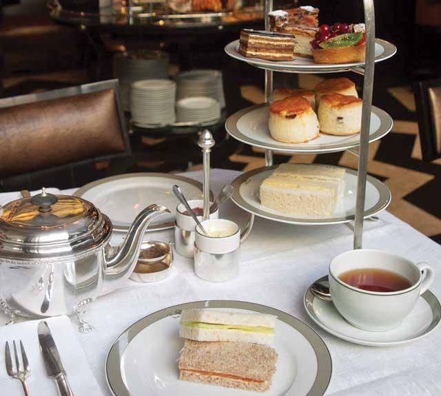 Balanced Afternoon Tea