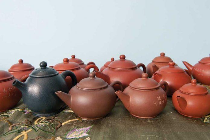 Yixing Teapots
