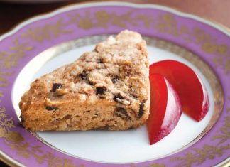 Dried-Plum-and-Cinnamon-Scones