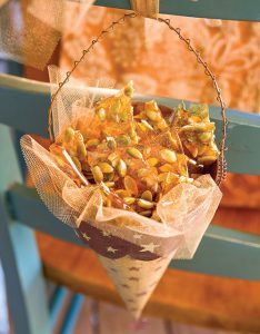 Pumpkin-Seed Brittle