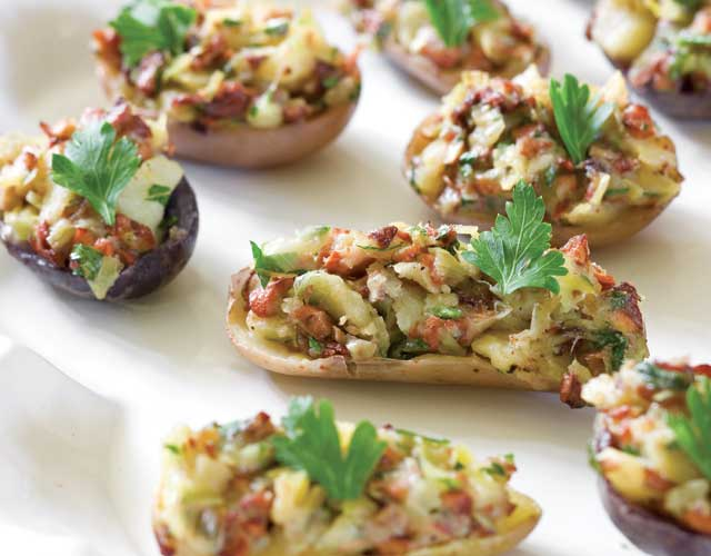 Stuffed-Fingerling-Potatoes