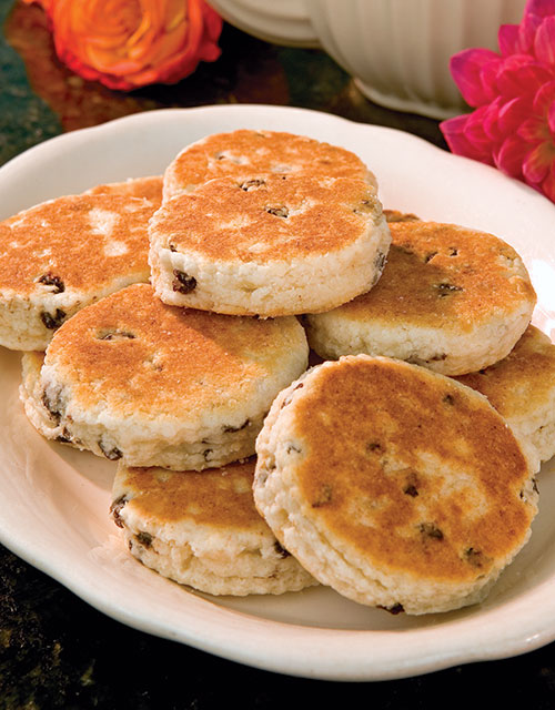 Welsh Cakes Recipe Using Cups