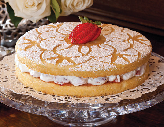 Recipe Cake Victoria