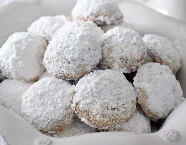 Russian Tea Cake Cookies History