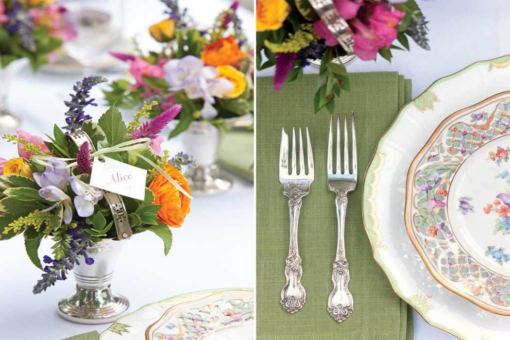 Wondrous Celebrating Spring Tablescapes Teatime Magazine Beutiful Home Inspiration Ommitmahrainfo