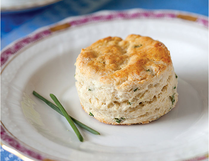 Chive-Goat-Cheese-Scone