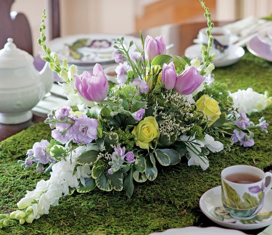 Set a Pretty Table for Easter