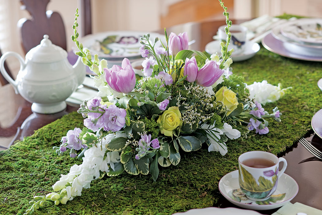 Set A Pretty Table For Easter TeaTime Magazine