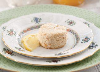 LemonCoconutScones