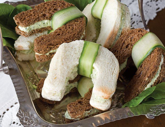 Benedictine-tea-sandwiches
