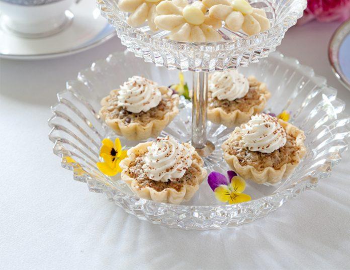chocolate-pecan-tart