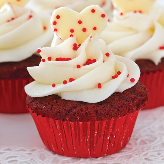 Red Velvet Mini Cupcakes Teatime Magazine