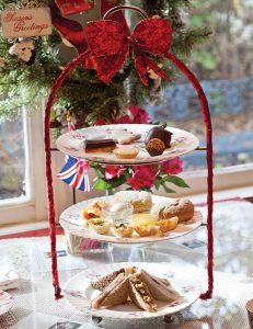 The English Tea Room on Lake Pontchartrain's north Shore