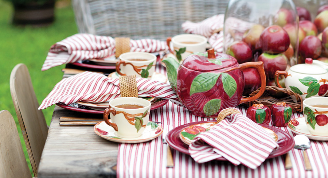 5 Inspiring Autumn Tea Tablescapes