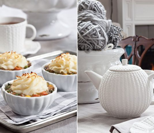 A Knitters' Tea