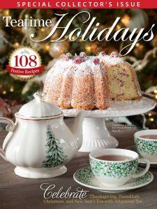 Tea Holidays 2016