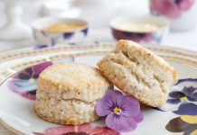 Poppyseed-Orange Scones favorite summer scones