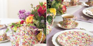 A Menu for Easter Tea