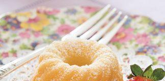 Honey Almond Pound Cakes