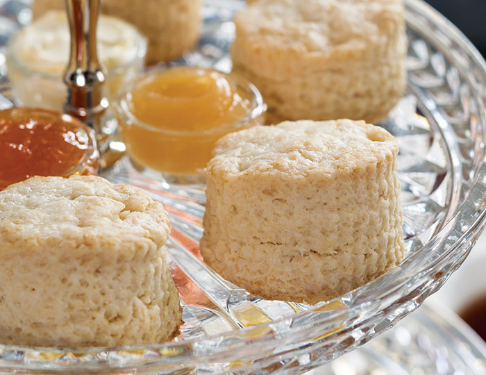Cream Scones - TeaTime Magazine