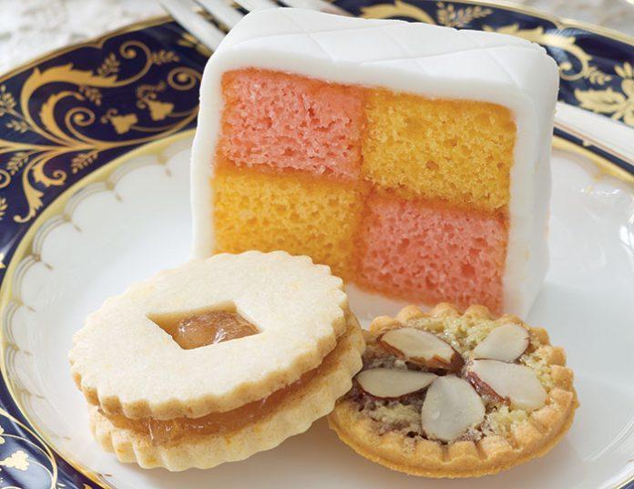 English Tea Cake Cookies