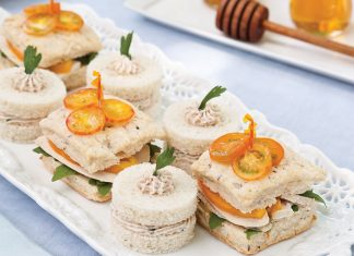 Tea Sandwiches Archives - Page 8 of 13 - TeaTime Magazine