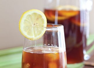 Iced Irish Tea