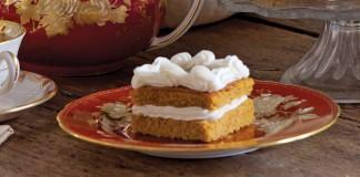Caramel Pumpkin Cakes